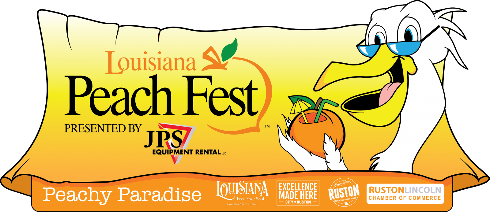 Louisiana Peach Fest