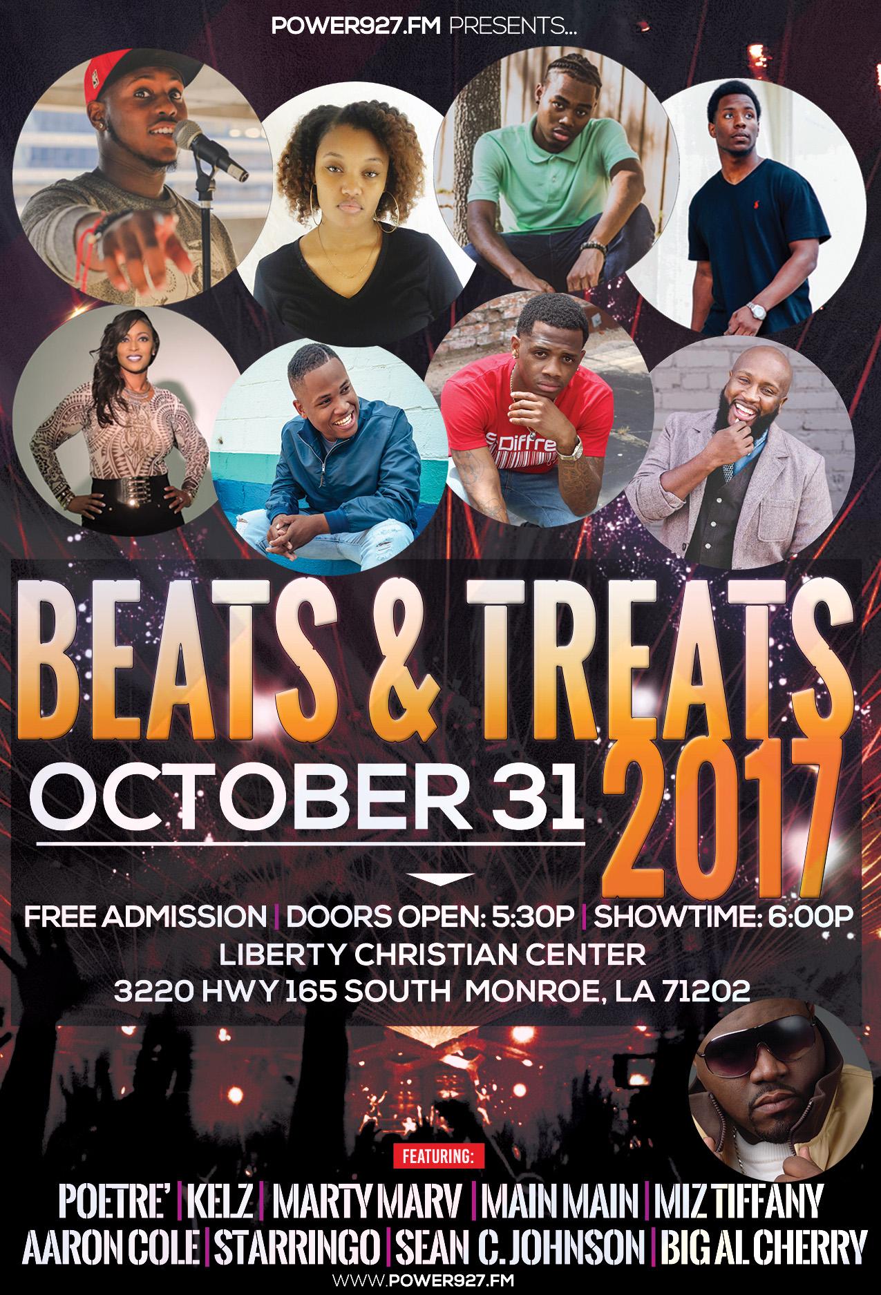 Beats & Treats 2017