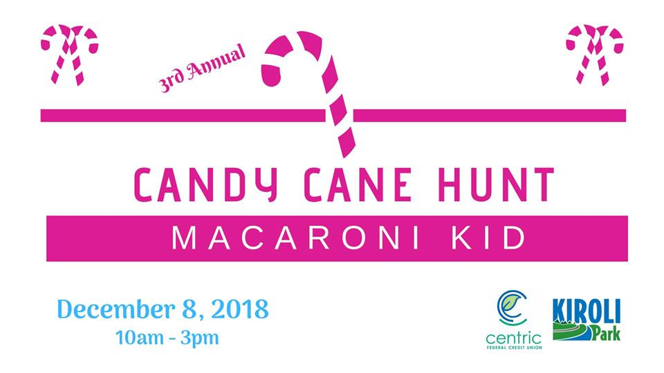 3rd Annual Candy Cane Hunt