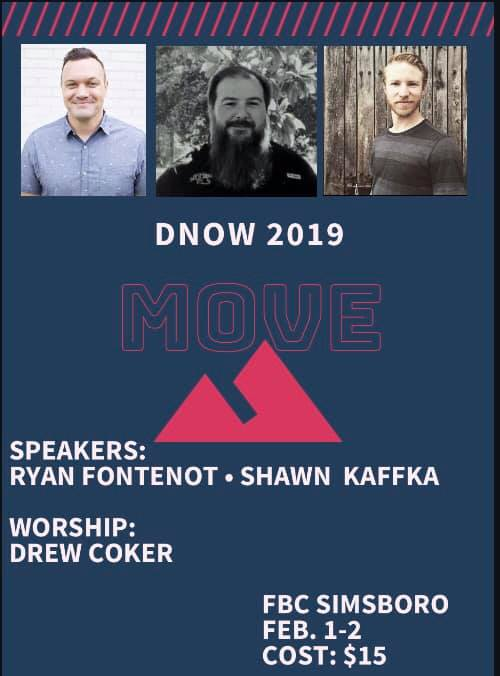 DNOW 2019: MOVE