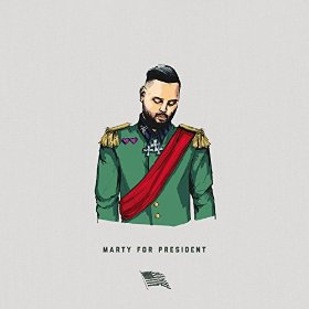 Marty of Social Club – Marty for President